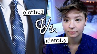 Being Nonbinary Vs. Androgyny - What