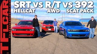 Roman Flies Off The Track! Nail-biter RWD vs AWD Drag Race