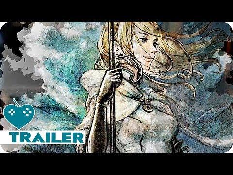 Octopath Traveler Trailer E3 2018 (2018) Nintendo Switch Game