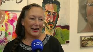 300 kunstenaars nemen afscheid van Flokstra's met expositie