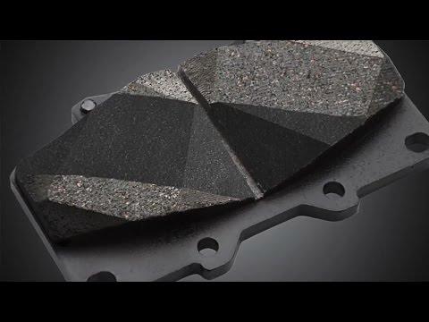 Bendix Brake Pads — Blue Titanium Stripe