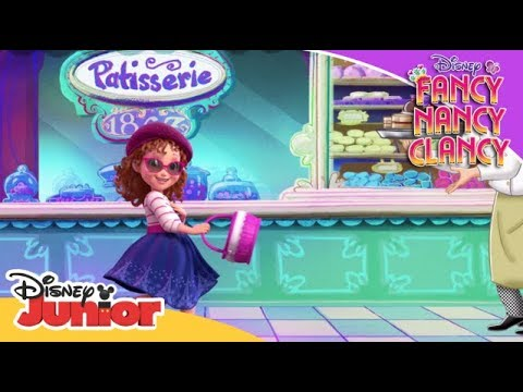 Melodii absolut fabuloase 💖 | Fancy Nancy Clancy | Disney Junior Romania