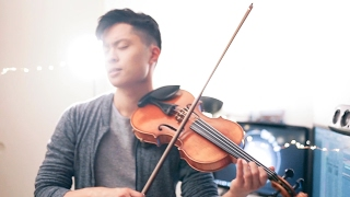 Shape of You - Ed Sheeran - Violin cover by Daniel Jang