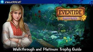 Eventide: Slavic Fable - Walkthrough & Platinum Trophy Guide (Trophy Guide) rus199410 [PS4]