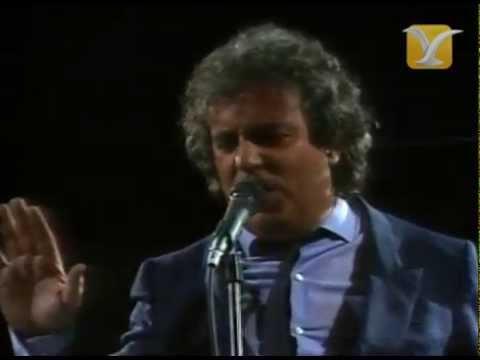 Dyango Corazón Mágico Festival De Viña 1985 Youtube