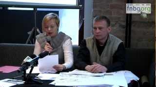 NIE dla największej w Polsce fermy zwierząt futerkowych - konferencja prasowa.