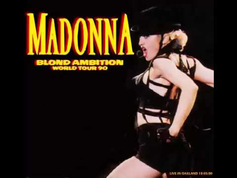 Madonna- Blond Ambition Oakland 5/18/90 (Full Show)