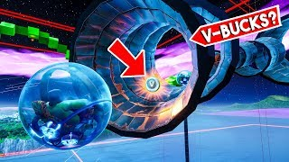 GRATIS V-BUCKS MET ROEDIE?! - Fortnite Creative (Nederlands)