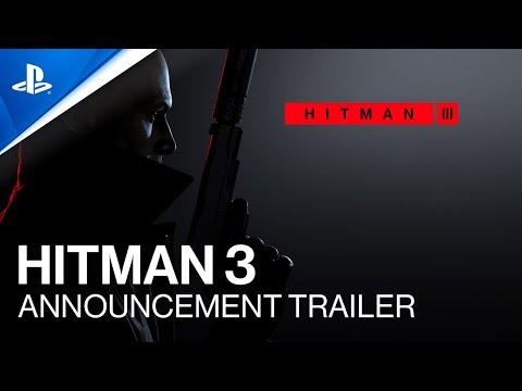 HITMAN 3 - Announcement Trailer   PS5
