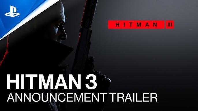 Hitman 3 Announcement Trailer Ps5 Youtube