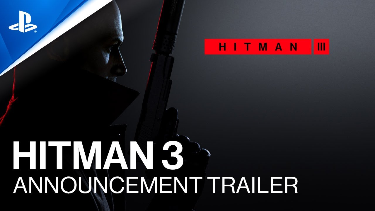 Hitman III - Announcement Trailer
