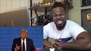 The First 2020 Presidential Debate: Joe Biden & Donald Trump - Reaction / Thoughts