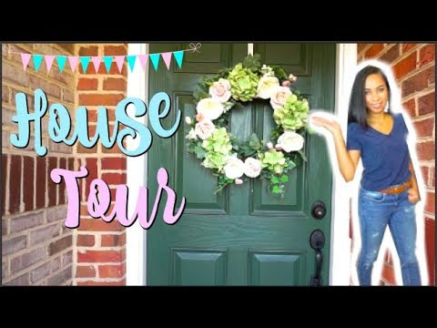 HOUSE TOUR | TOWNHOUSE WALK THROUGH | 2018
