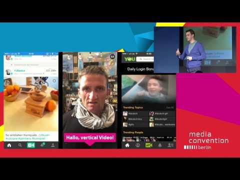 MEDIA CONVENTION Berlin 2015: Flüchtige Macht? YouTube im Kreuzfeuer - Facebook & Co greifen an