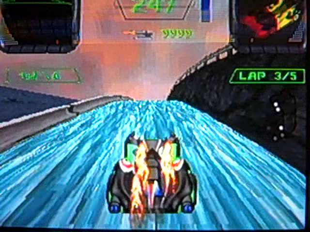 Crash N Burn 3DO Final Circuit