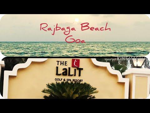 Rajbaga Beach And The LaLiT Resort | Goa