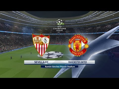 SEVILLA VS MANCHESTER UNITED -  -  RADIO EN VIVO