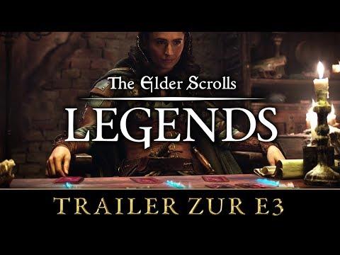 The Elder Scrolls: Legends - Trailer zur E3 2019