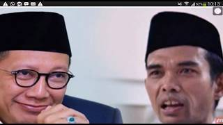 Menteri Minta Maaf Jawaban UAS Mengagetkan Karena Tidak Masuk 200 Dartar Mubaligh Kemenag