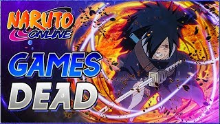 Games Dead Naruto Online
