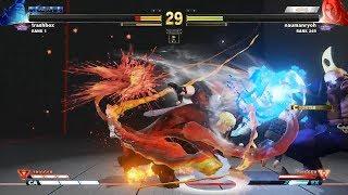 SFVAE - Dante vs. Trashbox (Rank 1 Birdie)