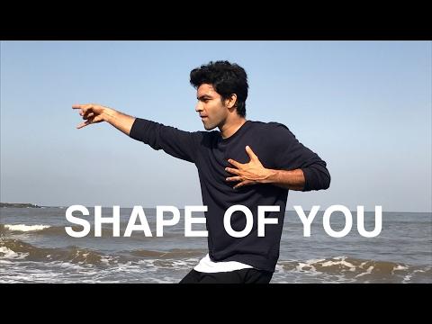 ED SHEERAN - Shape of You | Suchit Vikram Singh | Kyle Hanagami Choreography