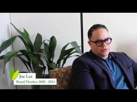 Joe Lee - Board Members Look Back