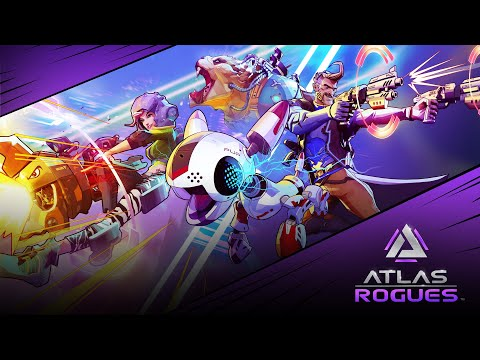 Atlas Rogues - Early Access Trailer