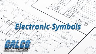 Common Electrical Symbols used in Industrial Electrical Diagrams - A  GalcoTV Tech Tip - YouTubeYouTube