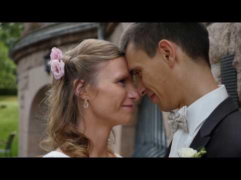 Diana & Thomas - Hochzeit Gästehaus Wolfsbrunn Hartenstein - Highlightclip / CINE EMOTION