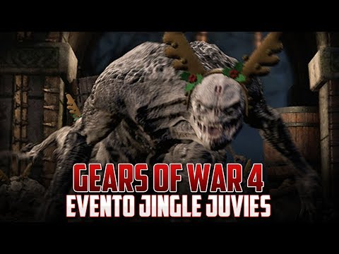 Gears of War 4 | Evento Jingle Juvies!!