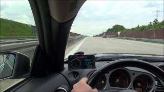 Autobahn Endgeschwindigkeit probe1