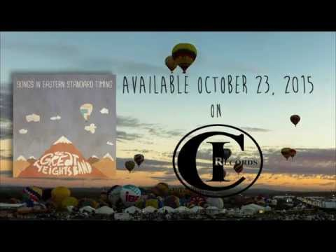 """TGHB """"Songs in Eastern Standard Timing"""" Out October 23 on CI Records!"""