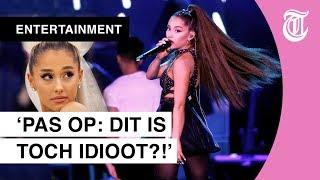 Ariana Grande stelt bizarre eisen voor optreden Ziggo Dome