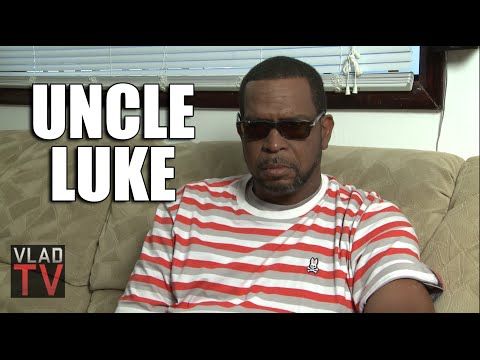 Uncle Luke: B.I.G. Didn't Want to Participate in 2Pac Beef