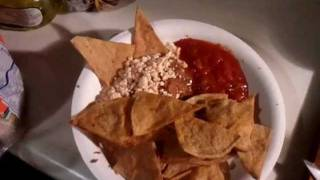 Weight Watcher Chips And Salsa 5pts .. Yum
