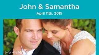 Bakersfield Wedding Video | Petroleum Club | John & Samantha Highlight Film | Evermoore Films