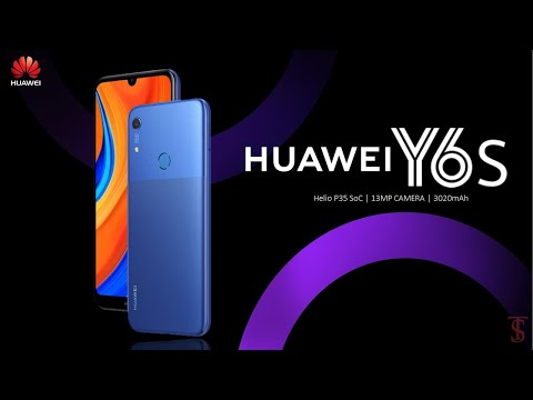 Huawei Y6s (2020) Price, Official Look, Design, Trailer, Specifications, Camera, Features