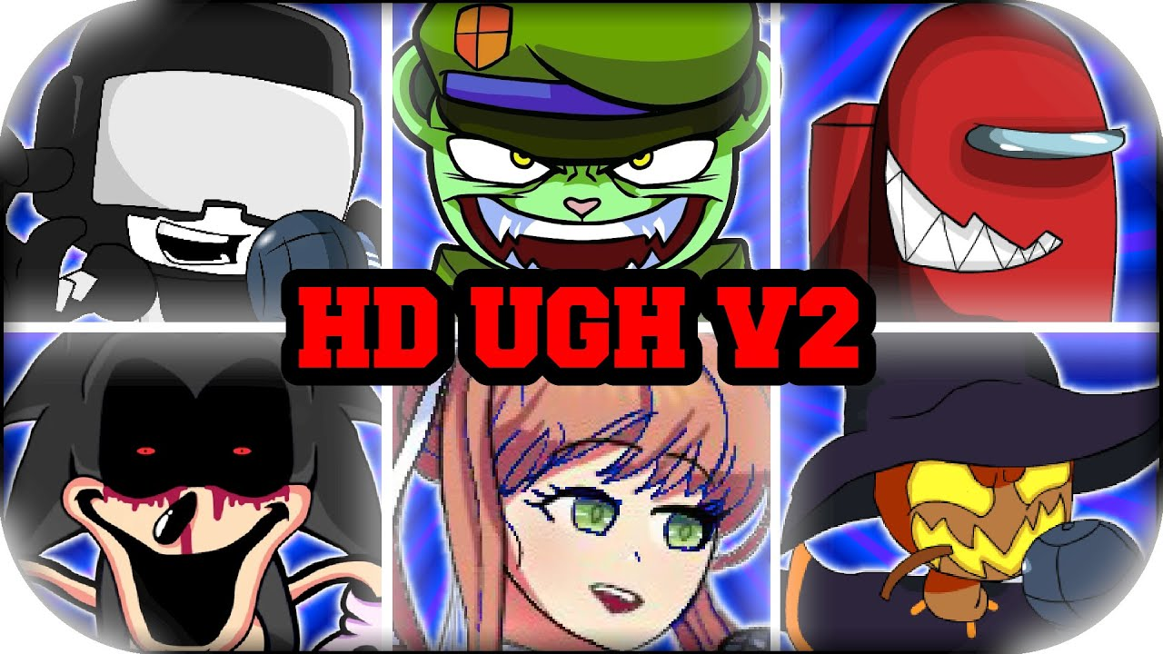 Download ❚HD Ugh Battle but Everyone Sings It ❰Perfect Hard❙By Me❱❚