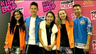 Kidz Bop Kids Interview and Concert at Club Nokia B2cutecupcakes