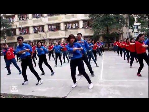 Nhảy Flashmob Tết Nguyên Đán - VMusic 2016