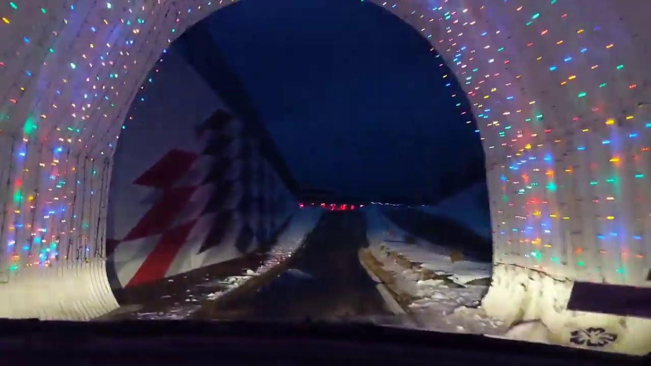 New Hampshire Motor Speedway Christmas Lights 2020 The Gift of Lights New Hampshire Motor Speedway 2020 Holiday