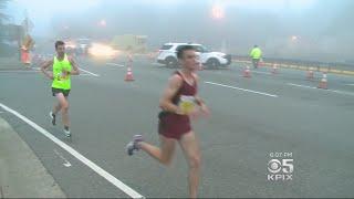 SAN FRANCISCO MARATHON:  Thousands take part in San Francisco Marathon
