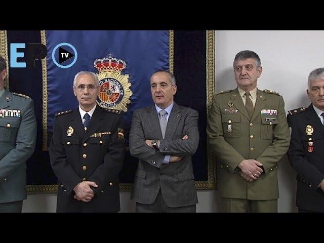 El comisario jefe de Lugo admite un déficit de personal que ronda los 70 agentes