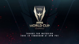 Arena of Valor World Cup Day 2