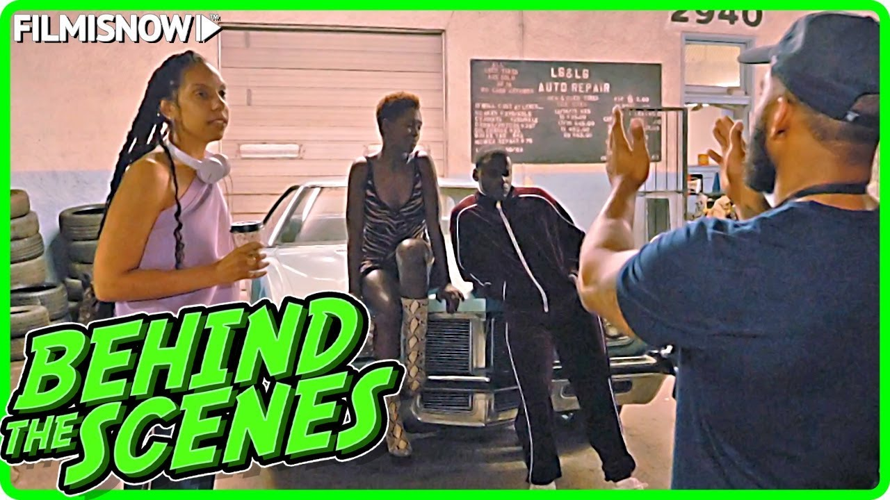 QUEEN & SLIM (2019) | Behind the Scenes of Daniel Kaluuya Movie