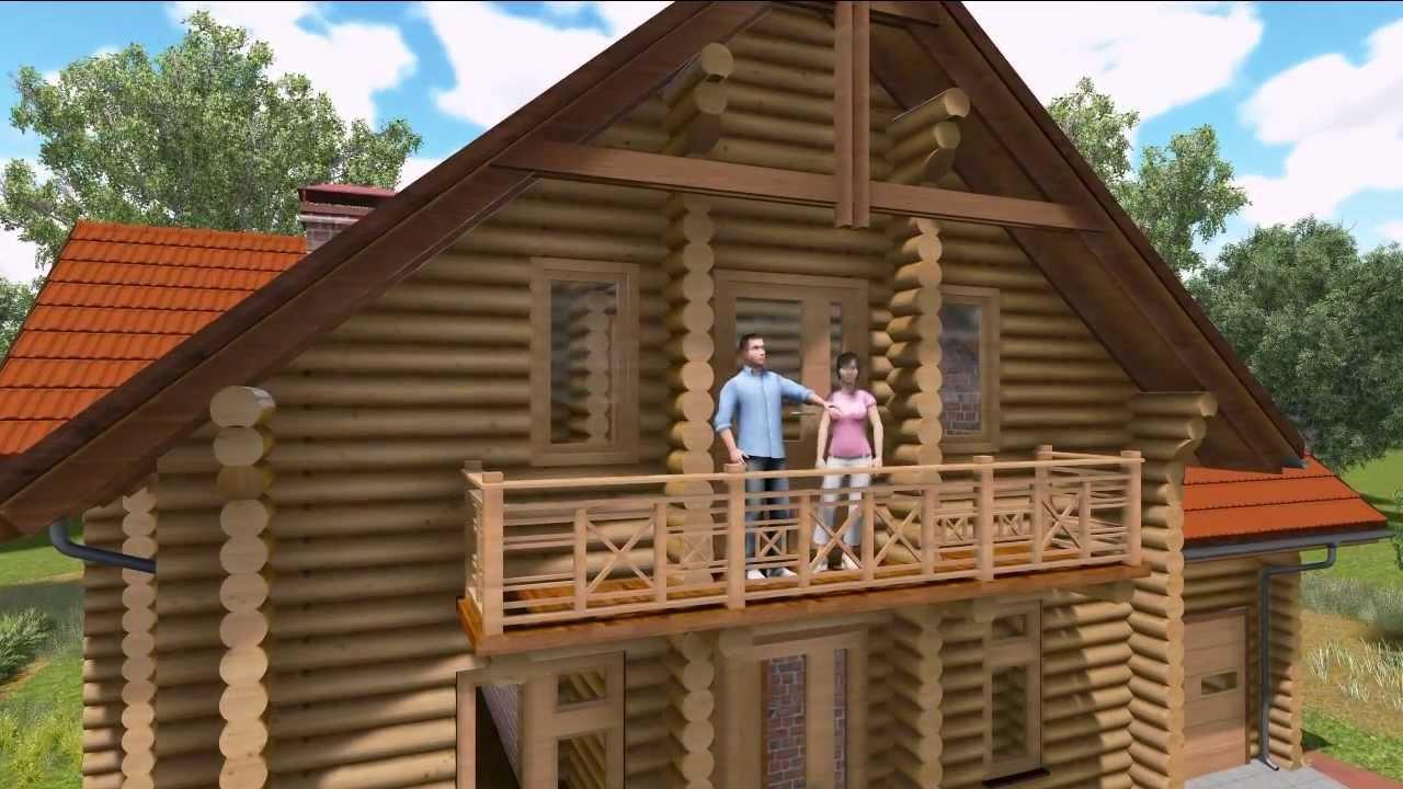 Proiect Casa Din Lemn.Structura Md Proiect De Casa Din Birne De Lemn In Chisinau Proekt Doma Iz Brevna Derevyannyj Dom