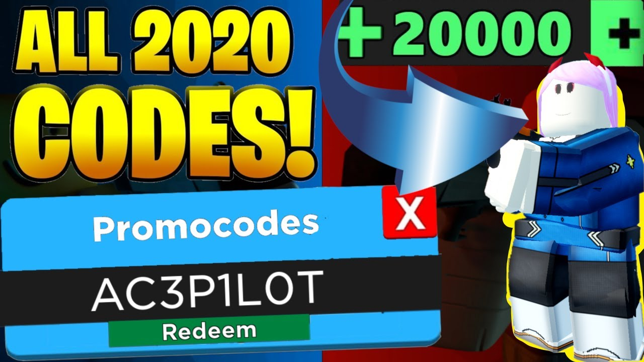 Arsenal All New Working Codes New Codes May 2020 Roblox Arsenal Codes Youtube
