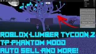 Roblox Lumber Tycoon 2 Hack/Exploit(Patched)TP Phantom Wood, Auto Vend du bois, et plus encore!