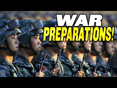 Americans view China as THE ENEMY as CCP Prepares for War